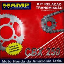 Kit De Transmision Honda Twister 250 Original Rpm-1240