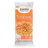 Salgadinho de Soja Natural - Soytoast - 40g Jasmine