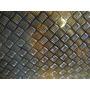 Chapa De Aluminio Xadrez Antideslizante