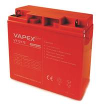 Bateria 12v 17ah Vapex Ups Alarmas Generador Iluminacion
