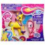 My Little Pony Princesa Gold Lily Y Pinkie Pie Set X2 Hasbro