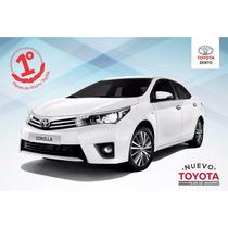 Toyota Corolla Plan De Ahorro 100% O 70/30 Financia Fabrica