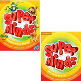 Super Minds Starter - Student´s And Workbook - Cambridge