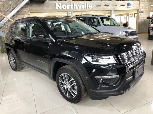 Jeep Compass Sport At 0km 2020