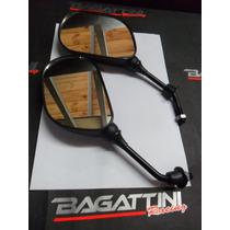 Espejo Universal Smash 110/rx150 Bagattini Motos