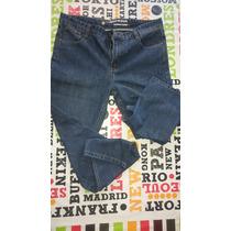 Pantalon Jeans Armani Clasico.