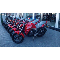 Yamaha Fz Fi 2016 Okm $ 25000 Y 12 Cuotas De $ 2395