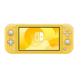 Nintendo Switch Lite 32gb Amarillo