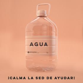 Agua Banco De Alimentos- Productos Virtuales Donación Real