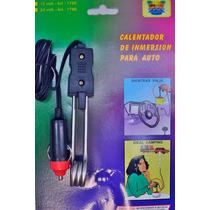 Calentador Inmersion 12 Volt Auto