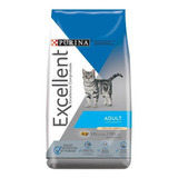 Alimento Excellent Adult Gato Adulto Pollo/arroz 7.5kg