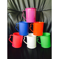Jarro Taza Plastico Mug X75u Para Souvenirs
