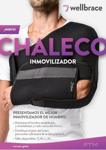 Cabestrillo Chaleco Inmovilizador De Hombro Y Brazo Ptm b76bf859fdd6