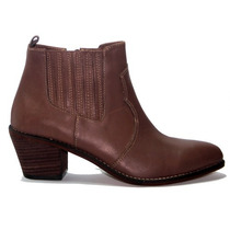 Bota Texana Gravagna - Art.4020 - Cuero Marron