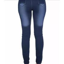 Calzas  Jeans Localizada Por Mayor Hasta Talle 8