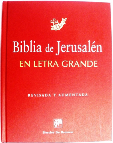 fbe7dd78af1 Liturgia De Las Horas Para América Latina 4 Tomos Ddb Nuevo. Capital  Federal.   9995. 25 vendidos. Biblia De Jerusalén En Letra Grande Ddb
