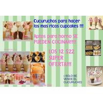 Tazas De Cucurucho Para Cupcakes