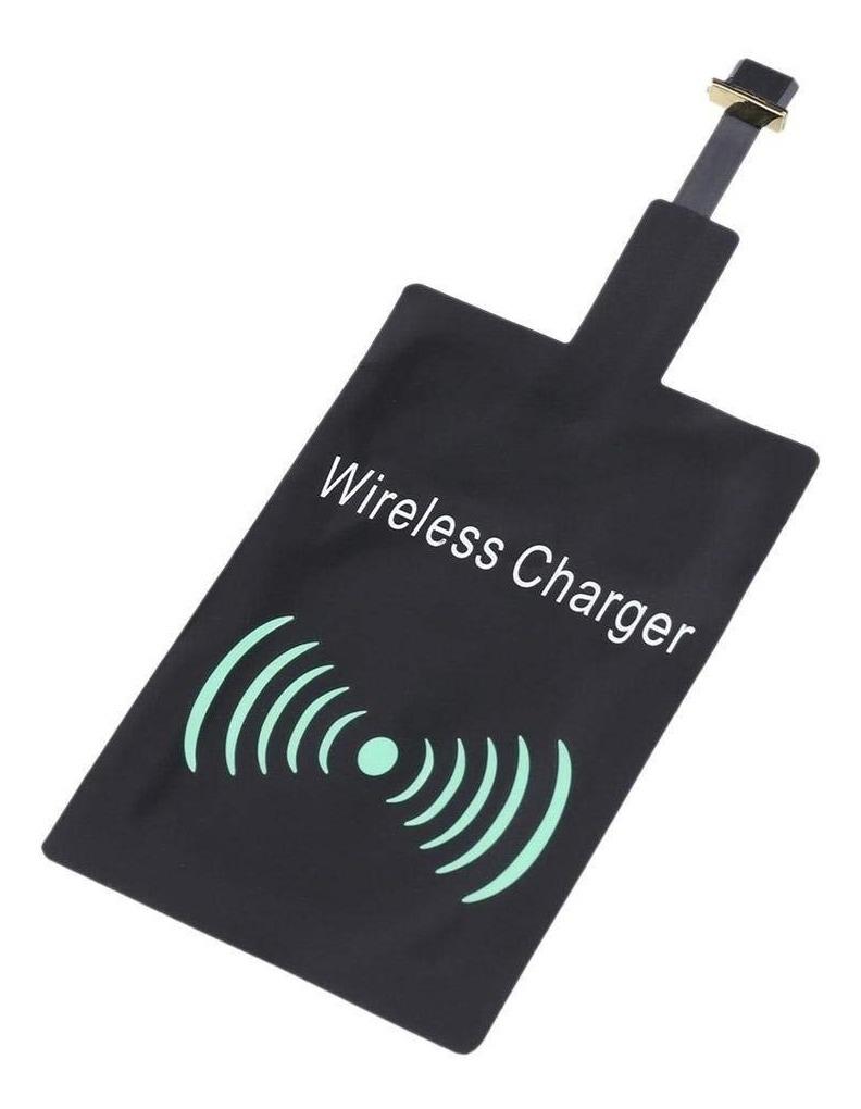 RECEPTOR WIRELESS QI USB (Micro USB)