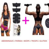 Estimulador Muscular Kit X2 Gluteos + Abdomen Brazos Pierna