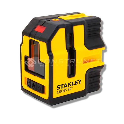 Nivel laser 3 lineas autonivelado soporte stanley profesnal - Nivel laser stanley ...