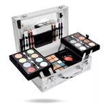 Set De Maquillajes Profesional Con Maletín Completo Makeover