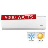 Aire Acondicionado Split Sanyo Frío/calor 4300 Fg 5000 W