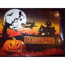 Halloween Pack Cumpleaños Decoracion 2º