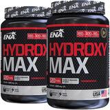 2x1 Hydroxy Max Ena 240 Tabs Quemador De Grasas + Enegia