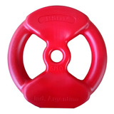 Disco C/agarre Plástico De 5 Kg Pesas Tipo Body Gimnasio Deporte