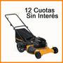 Cortadora Cesped Poulan Pro 550 Nafta 3/1 12 Cuotas S/inter