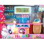 Hello Kitty Play Set Lavadero Con Luz Y Sonido