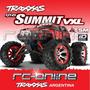 Traxxas Summit 1/16 Vxl-tqi-2016 Auto A Radiocontrol!!