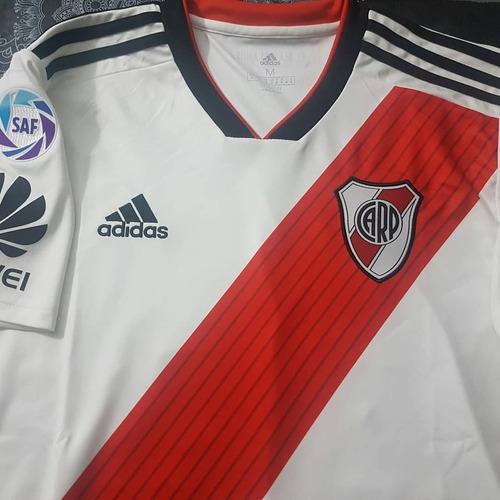 Camiseta De River Plate Nros Con Publi Nueva 3a4da56ce6ac0