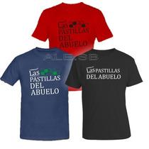 Remeras De Las Pastillas Del Abuelo Tambien Buzos S Al Xxl!!