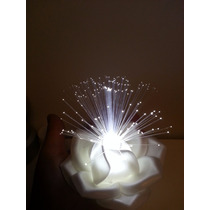 Flores Chicas Led Para Decorar O Souvenirs Color A Eleccion