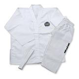 Dobok Taekwondo Itf Traje Uniforme Niños Keep Calm