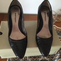 Zapatos Dama Hush Puppies En Cuero Crocco