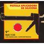 Pistola Aplicadora De Silicona Na1125 Black Jack#