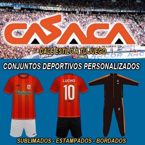 Camisetas Deportivas Sublimadas Personalizadas 9d909f662e24d