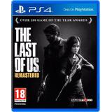 The Last Of Us Remasterizado Juego Ps4 Físico Español Full