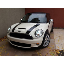 Mini Cooper S Hot Pepper *blanco*(el Mas Buscado)