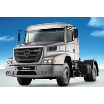 Mercedes Benz 1624 / 45 Cd Atron