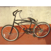 Bici Playera Rod. 24