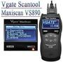 Scanner Automotriz Tool Universal Vgate Vs 890