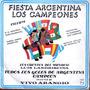 Argentina Campeon 1978 - Yiyo Arangio / Luis Landriscina Lp
