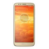 Motorola E5 Play (android Go Edition) Dual Sim 16 Gb Dorado