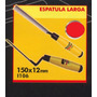 Espatula Larga 150x12mm Black Jack