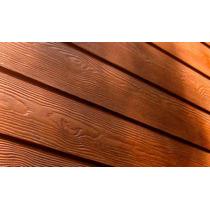 Siding Superboard 6mm Cedar (simil Madera) 3,60m X 0,20m