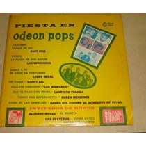 Wawanco Baby Bell + Oa Fiesta En Odeon Pops Lp Argentino