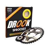 Kit Acero 1045 Drook Piñon-corona Rouser 200ns/as 14/39 520h